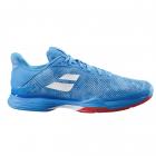 Babolat Men's Jet Tere All Court Tennis Shoe (Hawaiian Blue) -