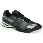 Babolat Men's Jet All Court Tennis Shoes (Black/White) - MAP Products