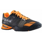 Babolat Men's Jet All Court Tennis Shoes (Grey/Orange) - Types of Tennis Shoes