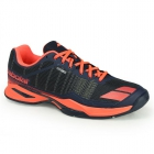 Babolat Men's Jet Team All Court Tennis Shoes (Blue/Red) - Types of Tennis Shoes