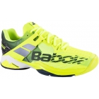 Babolat Men's Propulse Fury All Court Tennis Shoes (Yellow) - Babolat Tennis Shoes