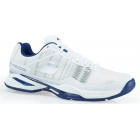 Babolat Men's Jet Mach I Wimbledon Tennis Shoe (White) - Men's Tennis Shoes