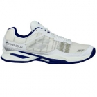 Babolat Men's Jet Mach I Wimbledon Tennis Shoe (White) - Babolat Jet Tennis Shoes