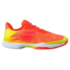 Babolat Men's Jet Tere Tennis Shoes (Fluo Strike/Fluo Yellow) - Babolat Tennis Shoes