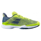 Babolat Men's Jet Tere Tennis Shoes (Fluo Yellow) - Specials & Deals on Premium Tennis Gear