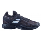 Babolat Men's Propulse Rage All Court Tennis Shoes (Black/Black) - Babolat Propulse Tennis Shoes