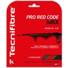 Tecnifibre Pro Red Code Wax 18g Tennis String (Set) - Tennis String Type