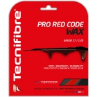 Tecnifibre Pro Red Code Wax 17g Tennis String (Set) - Tennis String Type