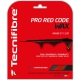 Tecnifibre Pro Red Code Wax 17g Tennis String (Set) - Polyester Tennis String