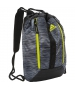 Adidas Skyline Sackpack (Lo Stripe/Black/Shock Slime) - Adidas Tennis Bags