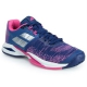 Babolat Women's Propulse Blast All Court Tennis Shoes (Blue/Pink) - Babolat Tennis Shoes