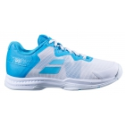Babolat Women's SFX 3 All Court Tennis Shoes (Scuba Blue) -