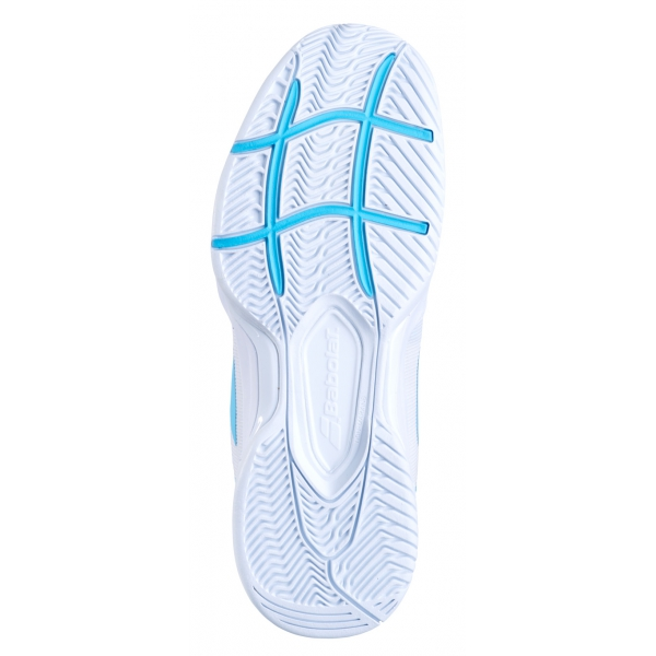 Babolat Women's SFX 3 All Court Tennis Shoes (Scuba Blue)