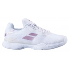 Babolat Women's Jet Mach II All Court Tennis Shoe (White/White) - Specials & Deals on Premium Tennis Gear