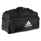 Adidas Team Wheel Bag (Black) - Adidas Tennis Bags