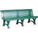 Multi-Purpose Bench #3231 - Courtmaster Tennis Benches