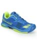 Babolat Junior Jet All Court Tennis Shoe (Blue/Yellow) - Types of Tennis Shoes