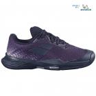 Babolat Junior Jet All Court Kids' Tennis Shoes (Black/Gold) -