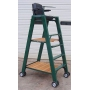 Douglas Classic Umpire Chair with Wheels