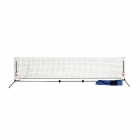 Tecnifibre 19' Portable Mini Tennis Net - Junior Court Equipment