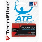 Tecnifibre Pro Contact Overgrip 3-Pack (Red) - Tennis Over Grips
