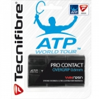 Tecnifibre Pro Contact Overgrip 3-Pack (Black) - Tennis Over Grips
