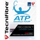 Tecnifibre Pro Contact Overgrip 3-Pack (White) - Tennis Over Grips
