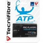 Tecnifibre Pro Players Overgrip 3 Pack (Black) - Tennis Over Grips