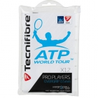 Tecnifibre Pro Players Overgrip 12 Pack (White) - Tennis Over Grips