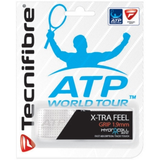Tecnifibre X-TRA Feel White Replacement Grip