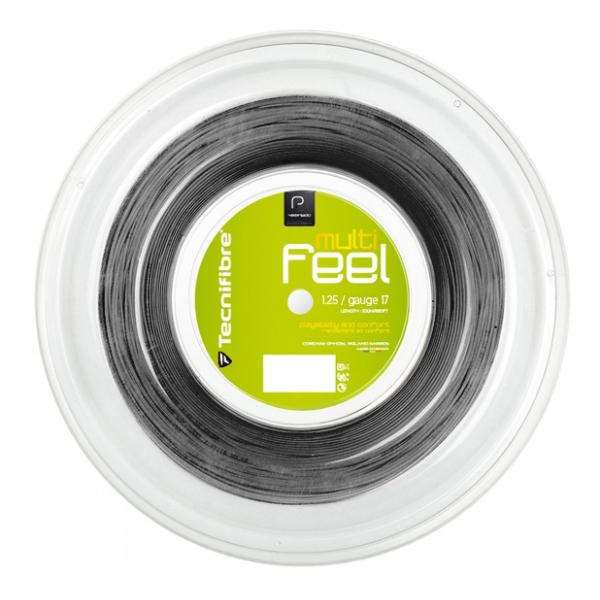 Tecnifibre Multi Feel 17g Tennis String (Reel)