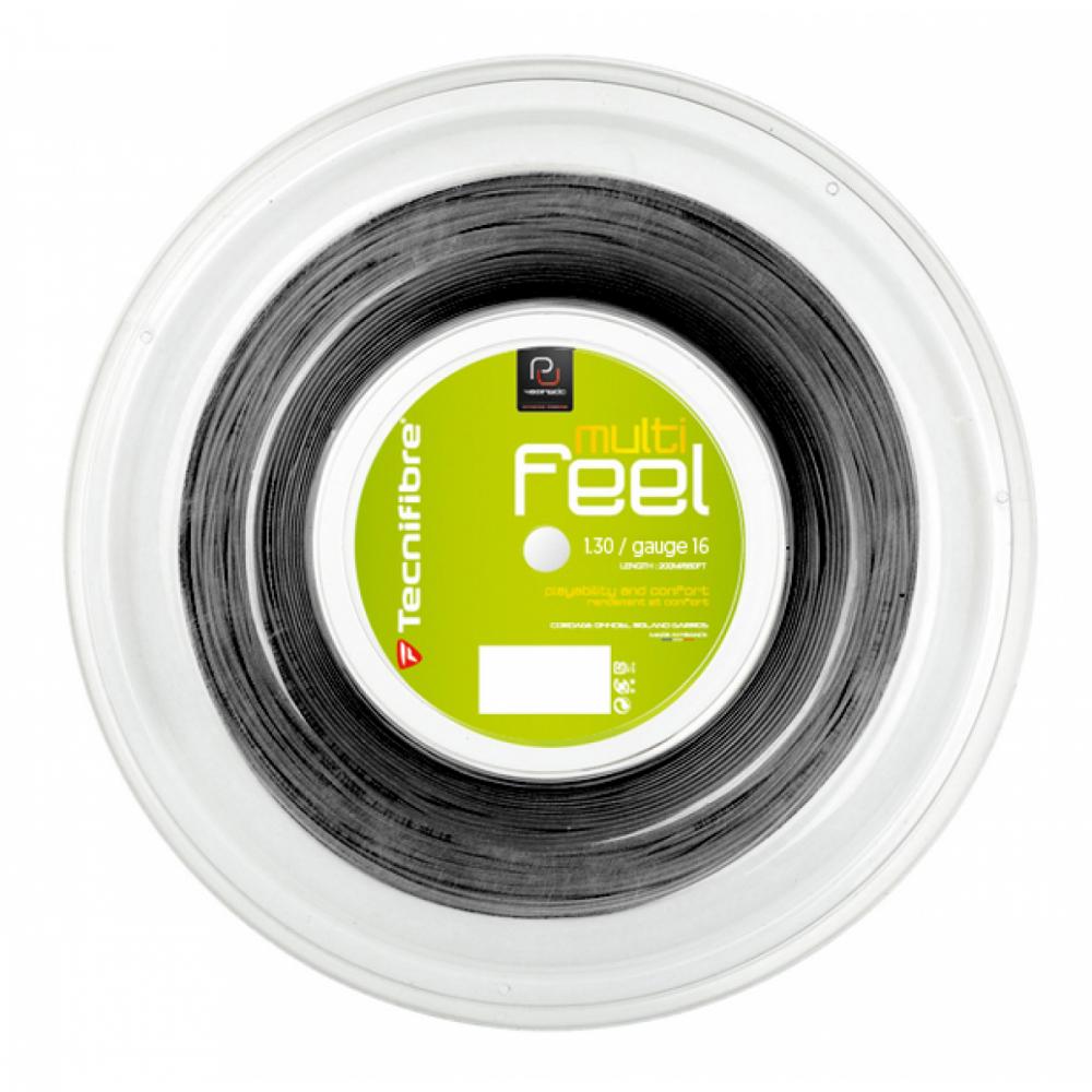 Tecnifibre Multi Feel 16g Tennis String (Reel)