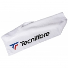 Tecnifibre Cotton Tennis Towel (White) - New Style Tennis Apparel