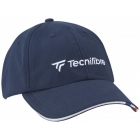 Tecnifibre Club Cap Tennis hat (Navy) - New Style Tennis Apparel