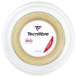 Tecnifibre Triax Natural 16g Tennis String (Reel)