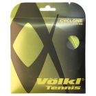 Volkl Cyclone Yellow 16g (Set) - Spin Friendly Strings