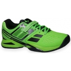 Babolat Men's CUD Propulse BPM All Court Tennis Shoe (Green/Black) - Babolat Propulse Tennis Shoes