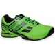 Babolat Men's CUD Propulse BPM All Court Tennis Shoe (Green/Black) - Durable Tennis Shoes
