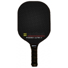 Paddletek Ultra II Paddle (Black) - Tennis Court Equipment