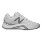 New Balance Women's WC1296W2 (B) Tennis Shoes (White/Icarus Gray) - New Balance Tennis Shoes