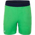 Babolat Boys' Play Tennis Shorts (Poison Green) -