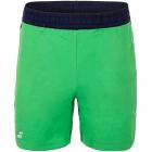 Babolat Men's Play Tennis Shorts (Poison Green) -