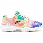Fila Juniors' Axilus 2 Tennis Shoes (Tie Dye) -
