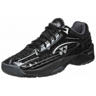 Yonex Men's SHT-308EX All Court Tennis Shoes (Black/ Silver) - Men's Tennis Shoes
