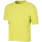 Babolat Boys' Flag Core Tee (Lime) - Boy's Tennis Apparel