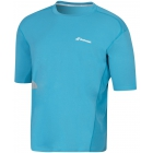 Babolat Boys' Flag Core Tee (Blue) - Babolat Tennis Apparel