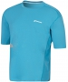 Babolat Boys' Flag Core Tee (Blue) - Boy's Tennis Apparel