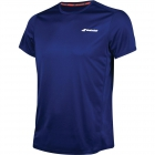 Babolat Boy's Core Flag Club Tee (Estate Blue) - Boy's Tennis Apparel