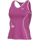 Babolat Girls' Crop Core Tank (Plum) - Girl's Tops