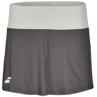 Babolat Girl's Core Tennis Skirt (Rabbit) - Girl's Bottoms